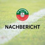 Nachbericht - SV Wachtberg